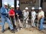 Ground Breaking - Welcome Wilcox & Flegel!